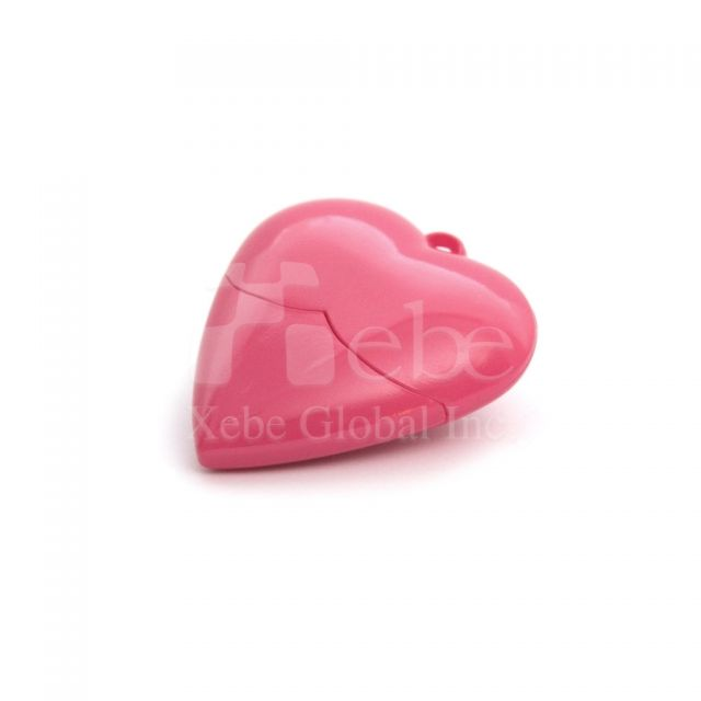 Heart USB flash drive