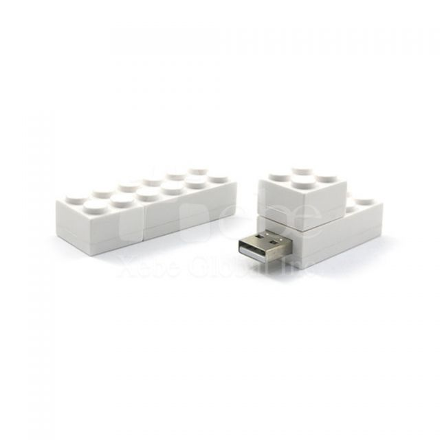 LEGO building block design USB disks