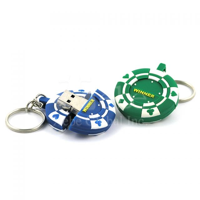 Personalized USB drives