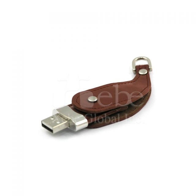 Leather USB disks