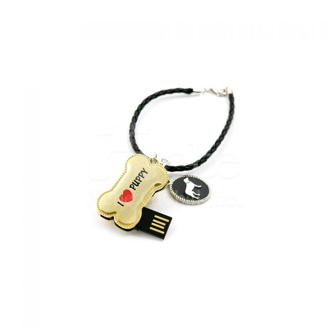 Bone USB flash disks