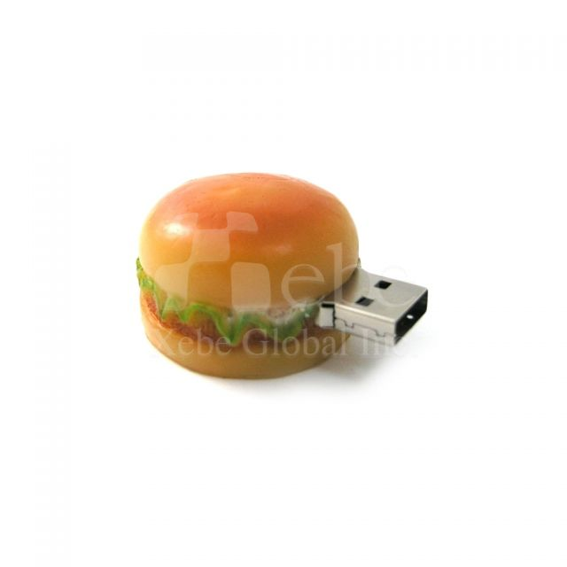Hamburger USB sticks