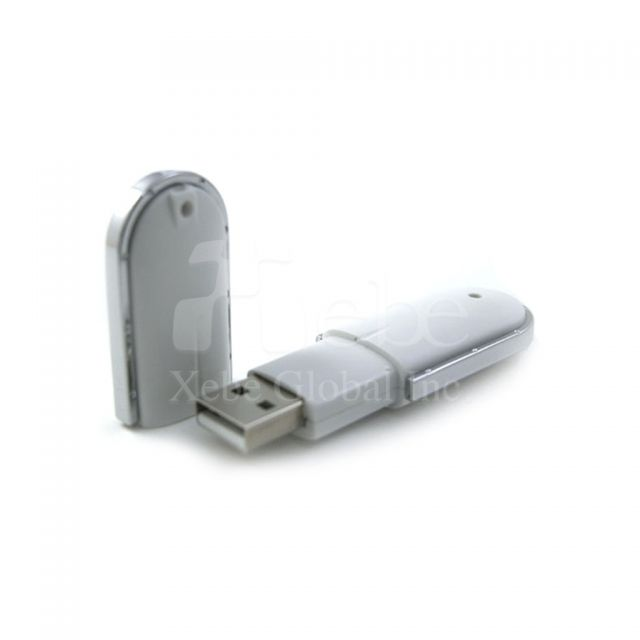 Custom USB flash drives simple style