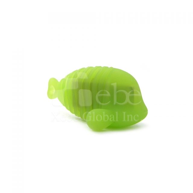 Flash drive manufacturer fish USB