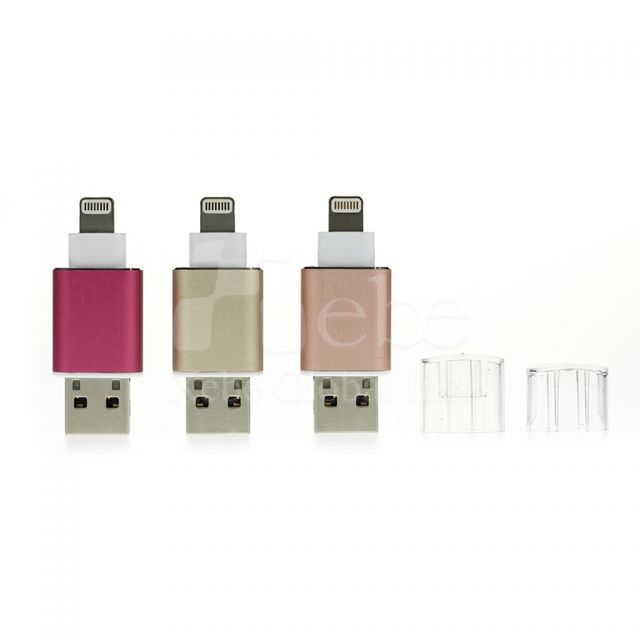 Apple otg USB flash drive Business gifts