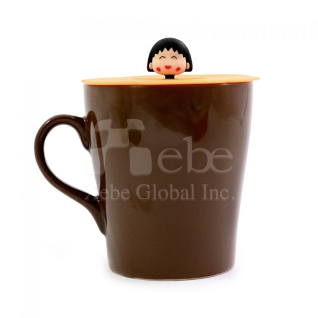 Customized products cartoon cup cover