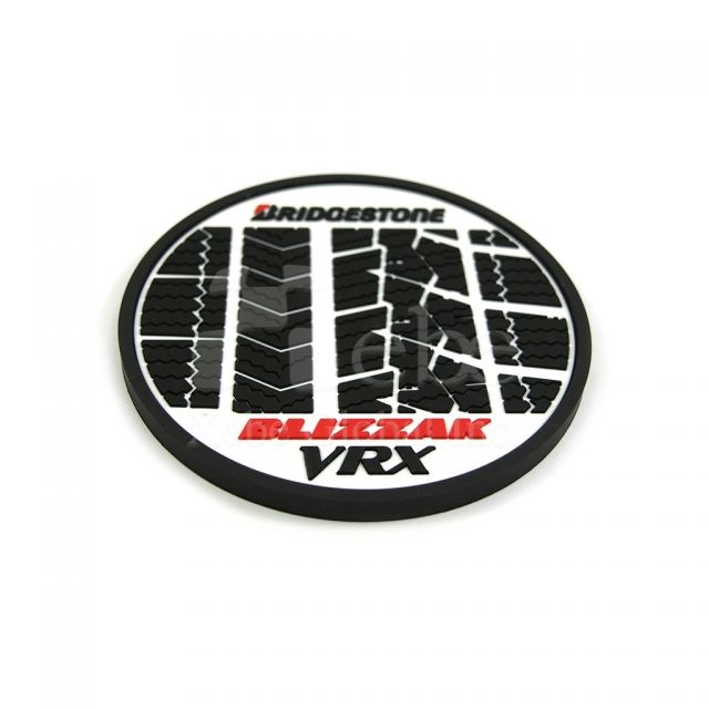Tire personalized coasters