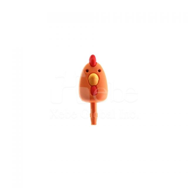 Rooster dust plug