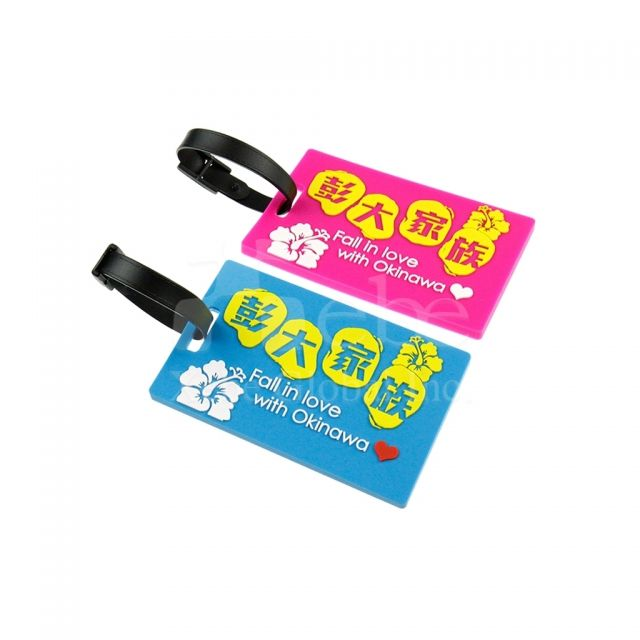 Custom luggage tags Children gifts
