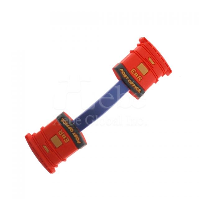 Postbox cable winder Soft plastic molding