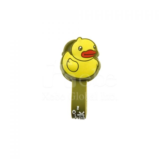 The duck Custom Cable winder custom gifts