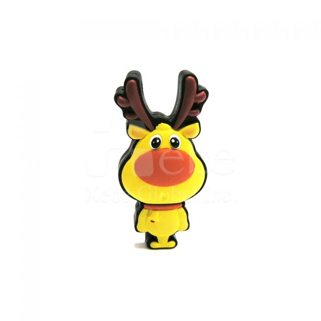 Moose Custom USB drives