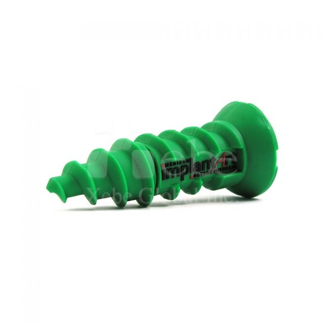 Corporate promotional products screw USB