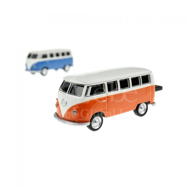 Van modeling personalized usb drives personalized products