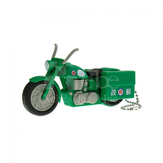 Mail motorcycle3D Customized usb drive Promotional gift idea