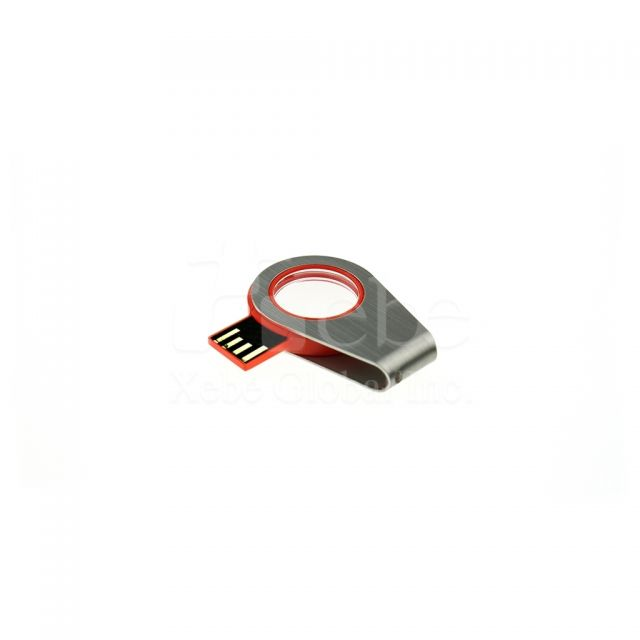 Light ring USB drive employee gifts