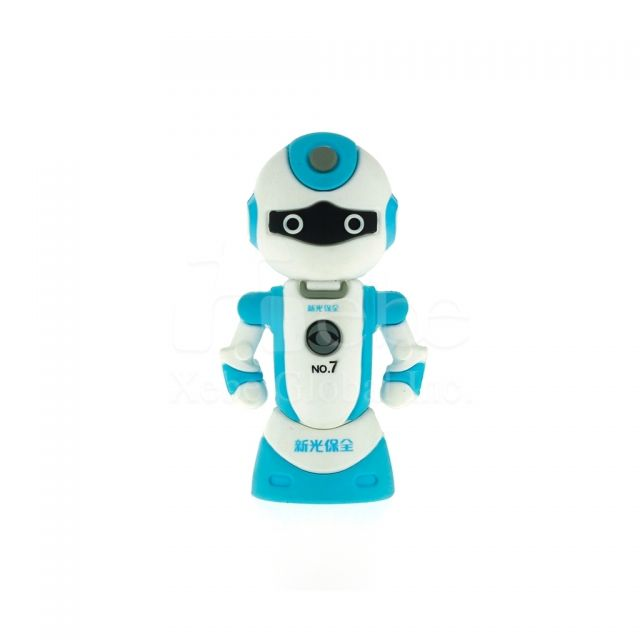 3D robot Customized USB drive